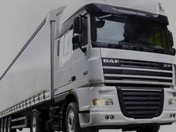 Ремонт вантажних автомобілів та причепів Ремонт і технічне обслуговування вантажних авто
