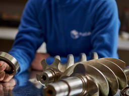 Ремонт винтового блока (винтовой пары), ремонт компрессора