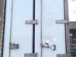 Ремонт ворот фургонов