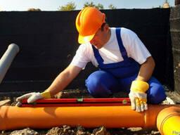 Ремонт (замена) сантехники – вода, отопление, канализация