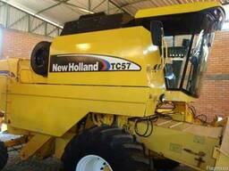 Ремонт запчстей комбайна New Holland TC57