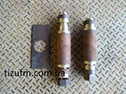 Ремонтный комплект (палец, втулка, втулк) катка зубчато кольчатого КЗК 6, КЗК 6-01, КЗК 6А