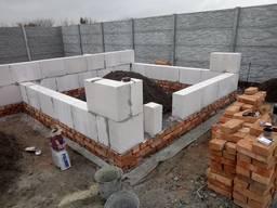 Ремонтные работы, стяжки, фундамент. Строительсьво домов саун под ключ