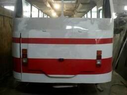 Капитальный кузовной ремонт автобусов Эталон (городской)