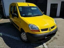 Renault Kangoo 1 авторазборка Рено Кенго 1 запчасти б. у
