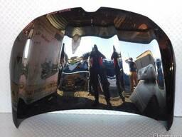 Renault (Рено) Kadjar 2015-2018 Крышка капота разборка б\у