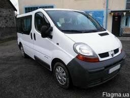 Renault Trafic/Opel Vivaro (01-10). Моторы