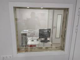 Рентгенозащитное окно