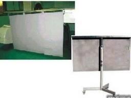 Рентгенозащитные экраны и завесы