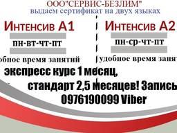 Курсы Польского языка в Кривом Роге Украине в офисе и онлайн сертификат