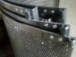 Решета на Вибросепаратор 490х990 мм БЦС-100, МЗП гнутые