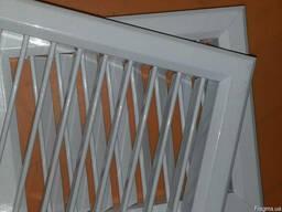 Решетка алюминиевая вентиляционная 150х150
