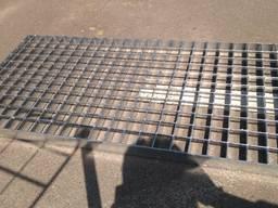 Решетка для пескоприемника на автомойку