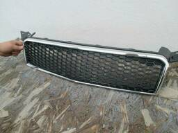 Решетка радиатора Авео T255 верхняя GM 96808248