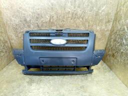 Решетка радиатора бампер передний Ford Transit Форд. ..
