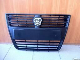 Решетка радиатора бампера Газель Бизнес