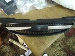 Решетка радиатора Chevrolet (шевроле) aveo (авео) HB, SDN