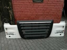 Решетка радиатора Daf,Renault,Iveco,Volvo,Scania,Man,Mersede