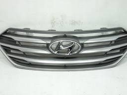 Решетка радиатора Hyundai Santa Fe III DM рестайлинг