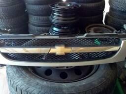 Решетка радиатора шевроле лачетти хетч