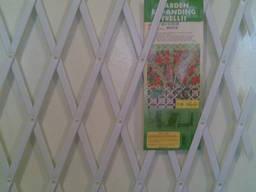 Решетка садовая - фото 2