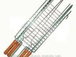 Решетки для гриля (5 видов)