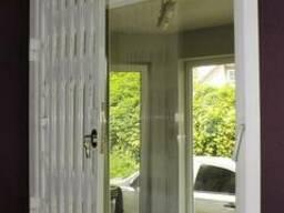 Решетки металлические на оконные и дверные проемы в Днепре.