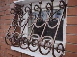 Решетки на окна, двери, балконы г. Северодонецк, Лисичанск, Рубеж