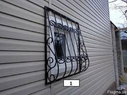 Решетки на окна. Харьков