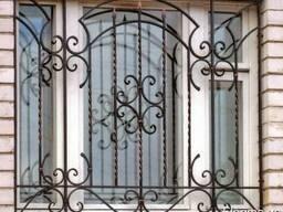 Решетки на окна и двери Луцк