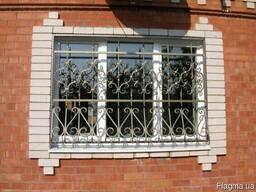 Решетки на окна Луцк - фото 4