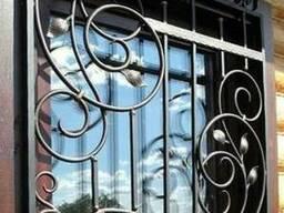 Решетки на окна,ковка