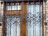 Решетки на окна Мариуполь - фото 2