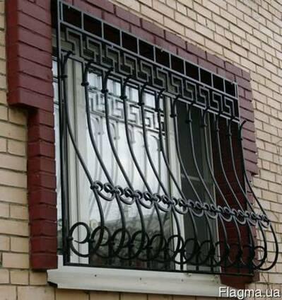 Решетки на окна и двери недорого