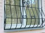 Решетки на окна,оконные решетки Борисполь - фото 3