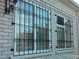 Решетки на окна, оконные решетки Бровары - фото 2
