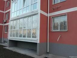 Решетки на окна, раздвижные решетки на окна и двери