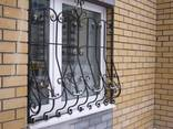 Решетки на окна/Решетки на двери/Оградки - фото 1