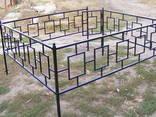 Решетки на окна/Решетки на двери/Оградки - фото 8