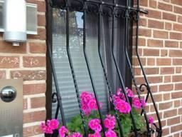 Решетки на окна, решетки, оконные решетки, решетка, решетка на окно, металлические решетки