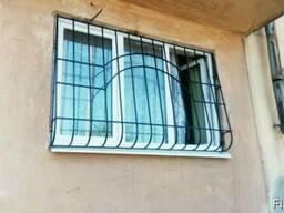 Решетки на окна, решётчатые двери