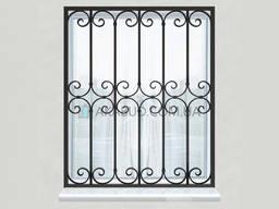 Решетки на Окна. Сварные решетки. Ф10