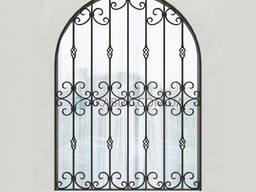 Решетки на Окна. Сварные решетки. Ф15