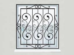 Решетки на Окна. Сварные решетки. Ф23