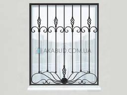 Решетки на Окна. Сварные решетки. Ф24