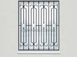 Решетки на Окна. Сварные решетки. Ф29