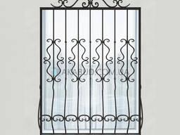 Решетки на Окна. Сварные решетки. Ф9
