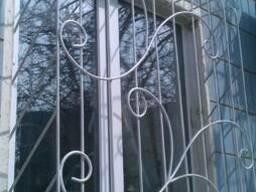 Решетки на окна выпуклые