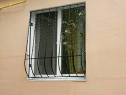 """Решетки на окна вид """"Капля"""" 1. Цена в руб. !"""