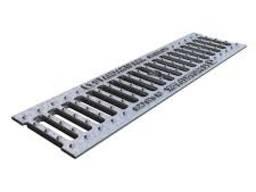 Решетки водоприемные к лоткам DN 100, кл. А, кл. В, кл. С